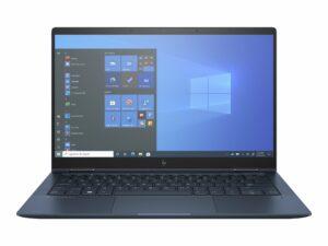 "HP Elite Dragonfly G2 - Flip design - Core i7 1185G7 - 16 GB RAM - 512 GB SSD - 13.3"" touchscreen (Full HD) - Notebook"