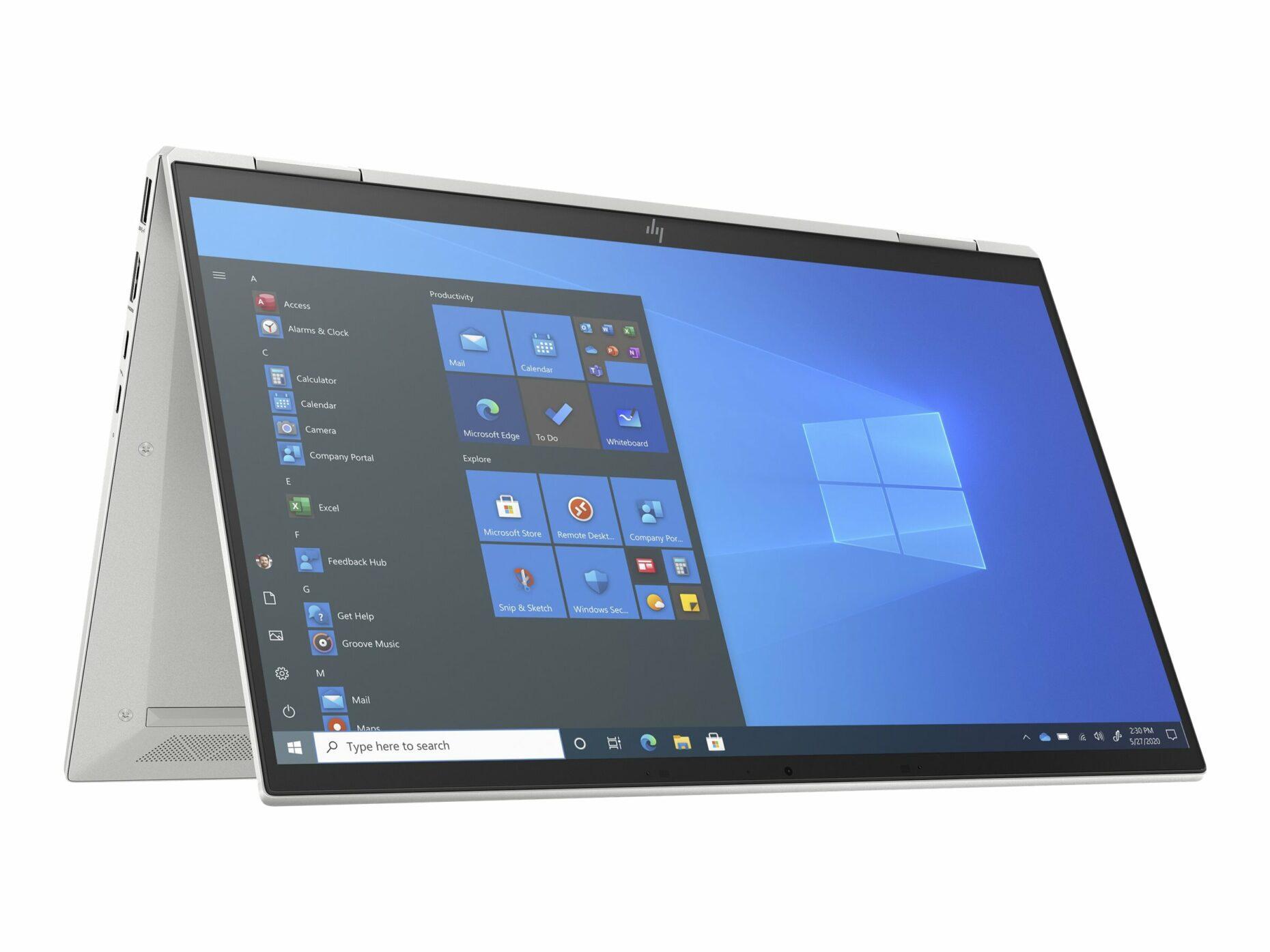 "HP EliteBook 1030 G8 - Flip design - Core i5 1135G7 - Smart Buy - 16 GB RAM - 256 GB SSD - 13.3"" touchscreen (Full HD) - Notebook"