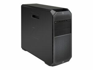 HP Workstation Z4 G4 - Xeon W-2125 - RAM 8 GB - SSD 256 GB - Windows 10 Pro - Tower Desktop
