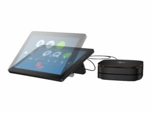 "HP Elite Slice G2 - USFF - Core i7 7700T - RAM 16 GB - SSD 128 GB - HD Graphics 630 - LCD 12.3"" Touchscreen - Desktop"