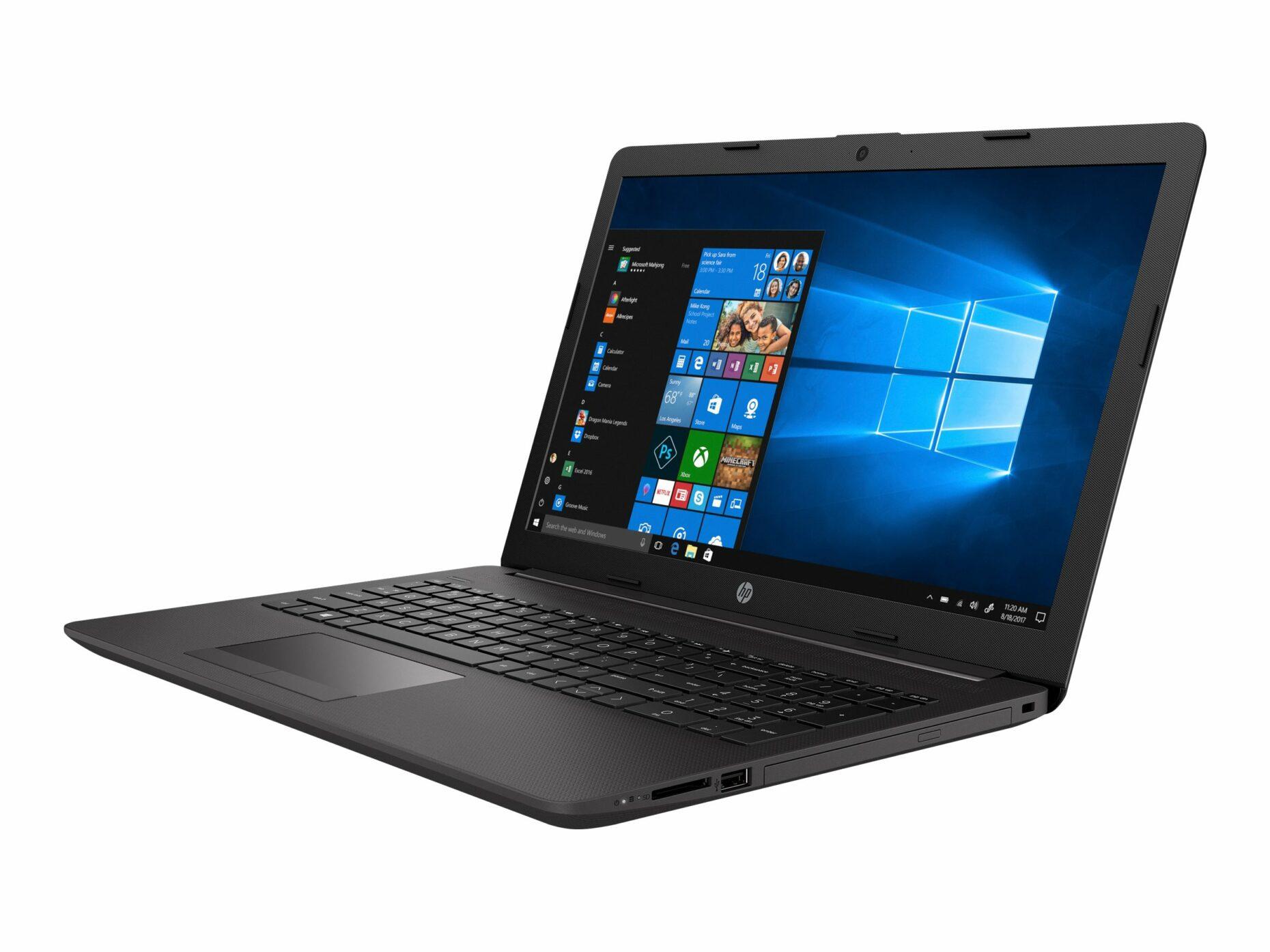 "HP 250 G7 - Core i3 1005G1 - 8 GB RAM - 256 GB SSD - 15.6"" (Full HD) - UHD Graphics - Notebook"