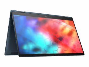 "HP Elite Dragonfly - Flip design - Core i7 8665U - 8 GB RAM - 512 GB SSD - 13.3"" touchscreen (Full HD) - UHD Graphics 620 - Notebook"