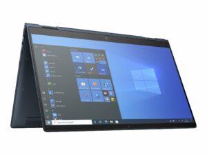 "HP Elite Dragonfly G2 - Flip design - Core i5 1135 G7 - Windows 10 Pro - 16 GB RAM - 512 GB SSD - 13.3"" IPS touchscreen (Full HD) - Notebook"