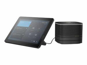 "HP Elite Slice G2 - USFF - Core i5 7500T - RAM 8 GB - SSD 128 GB - LCD 12.3"" (FWXGA+) Touchscreen - Desktop"