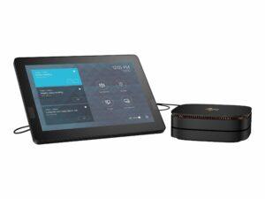 "HP Elite Slice G2 - USFF - Core i5 7500T - RAM 8 GB - SSD 128 GB - HD Graphics 630 - Windows 10 - LCD 12.3"" touchscreen Desktop"