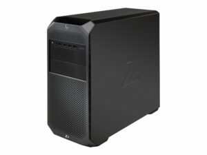 HP Workstation Z4 G4 - Smart Buy - Xeon W-2104 - RAM 8 GB - HDD 1 TB - Windows 10 Pro - Tower Desktop