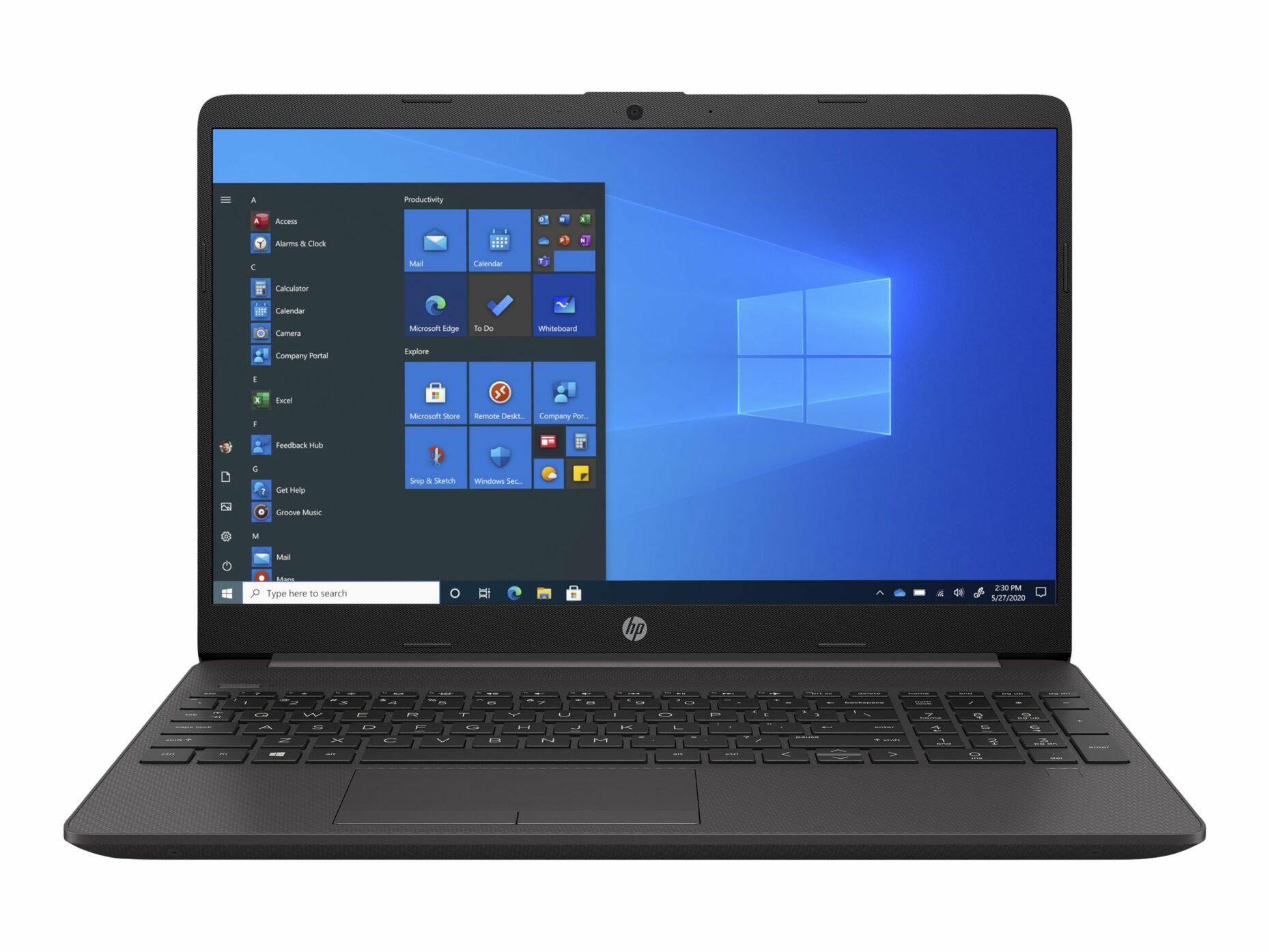 HP 255 G8 - Ryzen 5 3500U - Windows 10 Pro - 8 GB RAM - 256 GB SSD (Full HD) - Radeon Vega 8 - Notebook