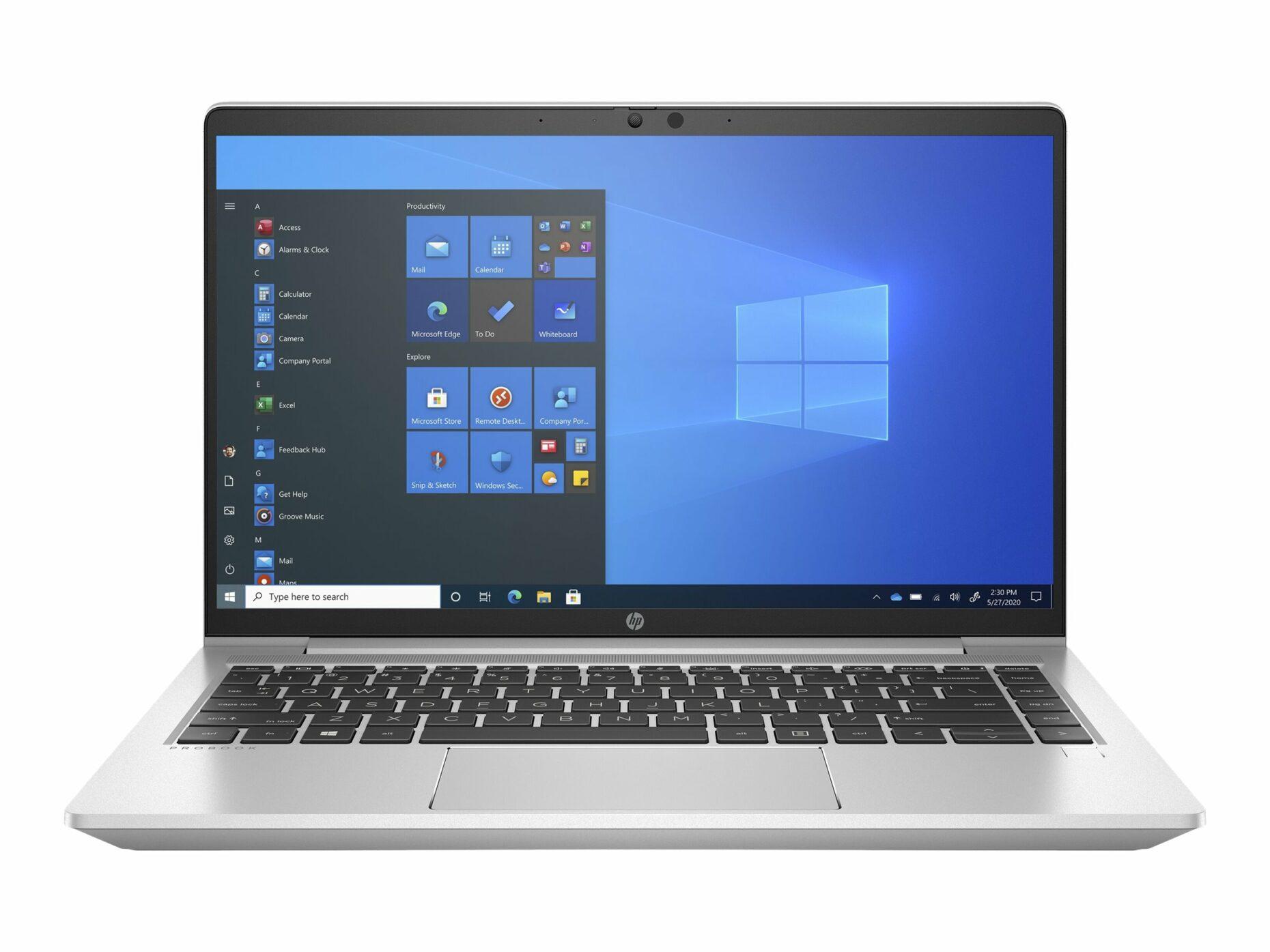 "HP ProBook 445 G8 - Ryzen 7 5800U - Windows 10 Pro - 16 GB RAM - 512 GB SSD - 14"" (Full HD) - Radeon Graphics - Notebook"