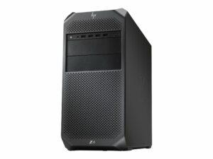 HP Workstation Z4 G4 - Xeon W-2225 / 4.1 GHz - RAM 8 GB - SSD 256 GB - Desktop