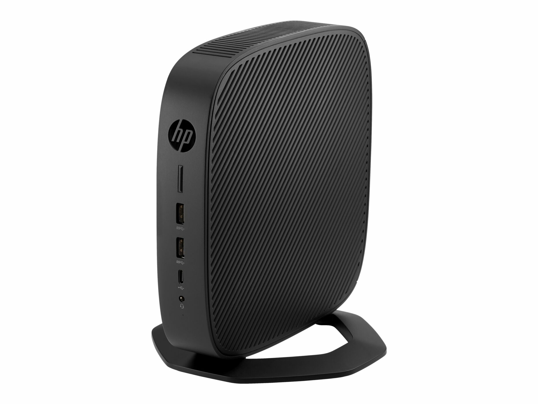 HP t640 - Smart Buy - Ryzen Embedded R1505G / 2.4 GHz - RAM 8 GB - flash 64 GB - Radeon Vega 3 - Thin Client Desktop
