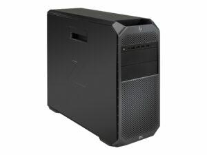 HP Workstation Z4 G4 - Xeon W-2223 / 3.6 GHz - RAM 8 GB - SSD 256 GB - Desktop