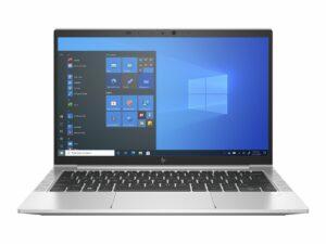 "HP EliteBook 835 G8 - Ryzen 5 Pro 5650U / 2.3 GHz - 16 GB RAM - 512 GB SSD - 13.3"" Touchscreen (Full HD) - Notebook"