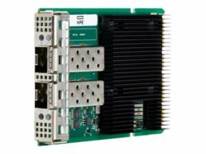 HPE QL41132HQCU - OCP 3.0 - 10 Gigabit SFP+ x 2 - Network adapter
