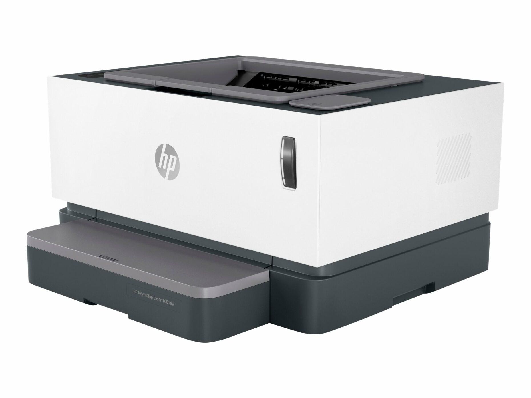 HP Neverstop 1001nw Cartridge-Free Laser Tank Printer