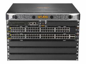 HPE Aruba 6405 96G CL4 PoE 4SFP56 - L3 - managed - rack-mountable - Switch