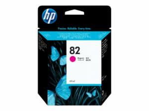 HP 82 Magenta Original Ink Cartridge
