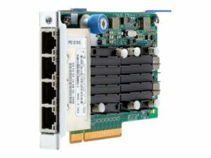 HPE QL41134HLCU - PCIe 3.0 x8 - 10 Gigabit SFP+ x 4 - Network adapter
