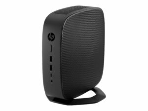 HP t740 - Ryzen Embedded V1756B / 3.25 GHz - RAM 8 GB - flash 128 GB - Smart Buy - Desktop