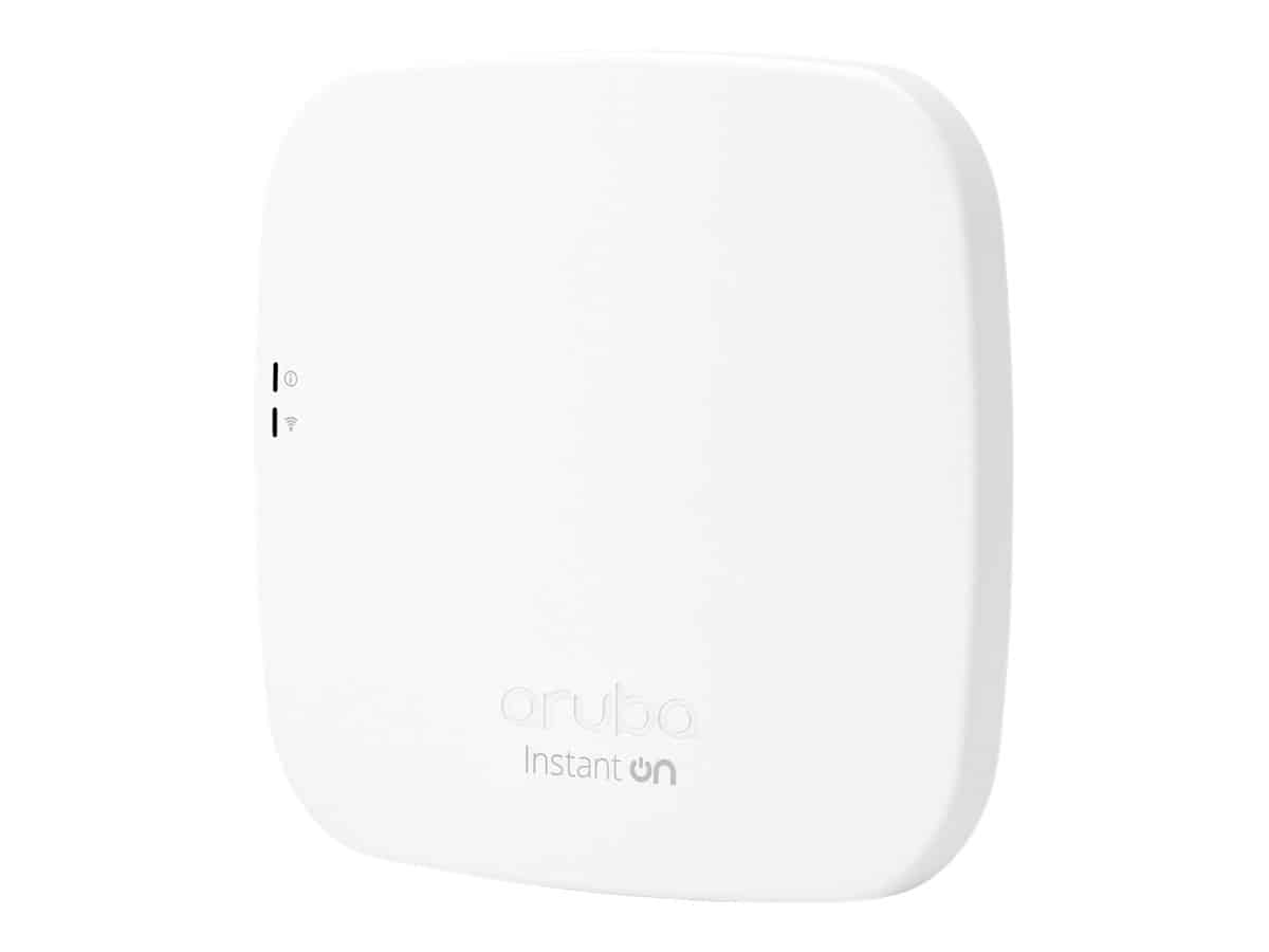 HPE Aruba Instant ON AP12 (US) - Bluetooth, Wi-Fi - Dual Band - wall / ceiling mountable - Wireless Access Point