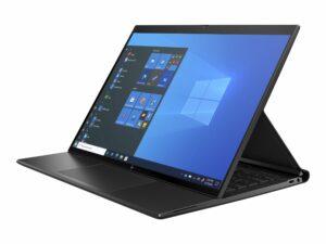 "HP Elite Folio Snapdragon 8cx Kryo 495 - Smart Buy - 16 GB RAM - 256 GB SSD - 13.5"" Touchscreen - Notebook"