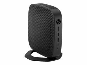 HP t640 - Ryzen Embedded R1505G / 2.4 GHz - RAM 8 GB - flash 64 GB - Radeon Vega 3 - Thin Client Desktop