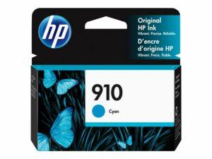 HP 910 Cyan Original Ink Cartridge