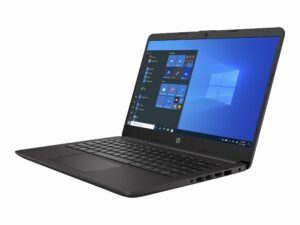 "HP 245 G8 - 3000 Series 3020E / 1.2 GHz - 8 GB RAM - 128 GB SSD - 14"" (HD) - Notebook"