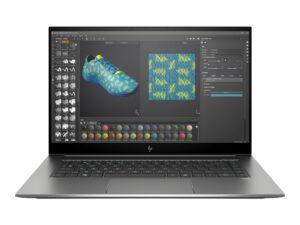 """HP ZBook Studio G7 - Core i7 10750H / 2.6 GHz - 16 GB RAM - 512 GB SSD - 15.6"""" (Full HD) - Notebook"""