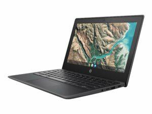 "HP Chromebook 11 G8 - Education Edition - Celeron N4020 / 1.1 GHz - 4 GB RAM - 32 GB eMMC - 11.6"" touchscreen (HD) - Chromebook"