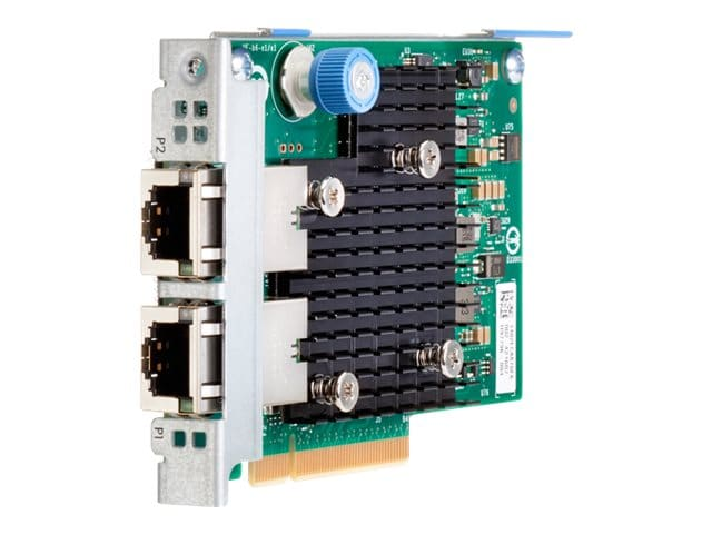 HPE 562FLR-T - PCIe 3.0 x4 - 10Gb Ethernet x 2 - Network adapter