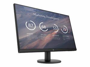 "HP P27v G4 - 27"" - Full HD (1080p) - LED monitor"