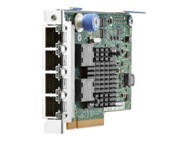 HPE 366FLR - PCIe 2.1 x4 - Gigabit Ethernet x 4 - Network adapter